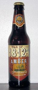 War Of 1812 Ale