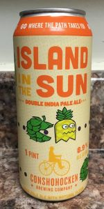 Island In The Sun Double IPA