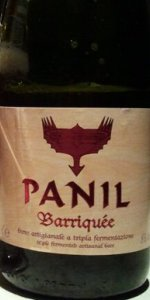 Panil Barriquée  (Italy Version)