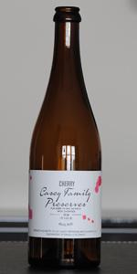 Casey Family Preserves - Montmorency Cherry
