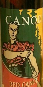 Red Canoe Lager