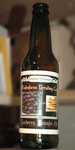 Kuhnhenn Blueberry Pancake Ale