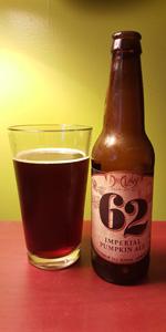 62 Imperial Pumpkin Ale