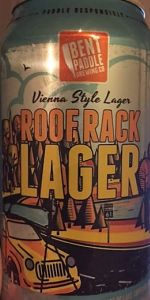 Roof Rack Vienna Style Lager