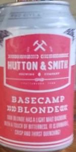 Basecamp Blonde