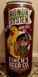 Honor System IPA