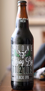 Enjoy By Black IPA