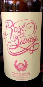 Rosé Sauvage