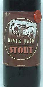 Black Jack Imperial Stout