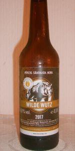 Wilde Wutz
