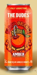 Juicebox Series: Blood Orange Amber Ale