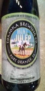 Mint Julep Southern Sour