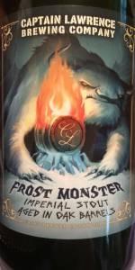 Frost Monster - Aged In Oak Barrels