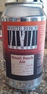 Small Batch Ale Sunset Sour