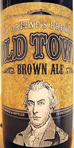 Old Town Brown Ale