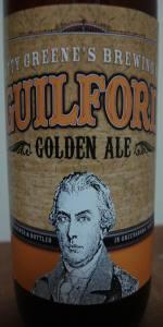 Guilford Golden Ale
