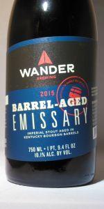 Emissary - Barrel-Aged