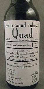 Cedar-wood Infused Quad