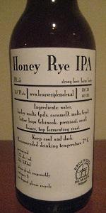 Honey & Rye IPA | Brouwerij De Molen | BeerAdvocate