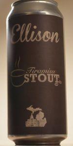 Tiramisu Coffee Stout