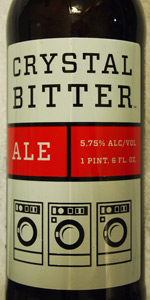 Crystal Bitter Ale