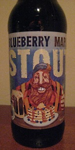 Blueberry Maple Stout