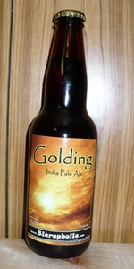 Golding India Pale Ale