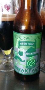 Beer Hop Breakfast - Black IPA