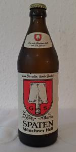 Spaten Münchner Hell (Premium Lager)