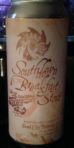 Southdown Breakfast Stout