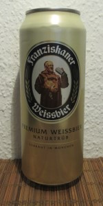Franziskaner Hefe-Weisse