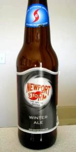 Newport Storm Blizzard Porter