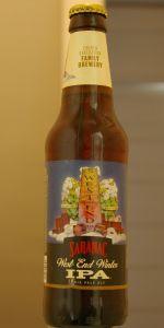 Saranac West End Winter IPA (India Pale Ale)