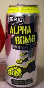 Alpha Bomb
