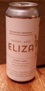 Barrel Aged Eliza