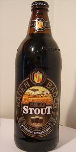 Baden Baden Dark Ale Stout