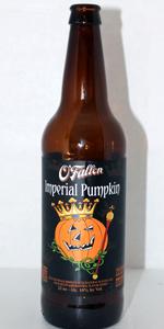 Imperial Pumpkin Beer