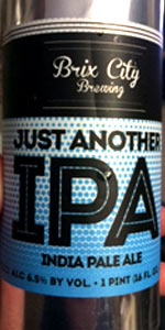 Just Another IPA