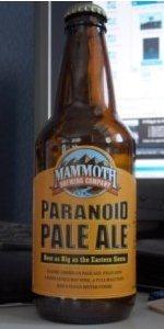 Paranoid Pale Ale