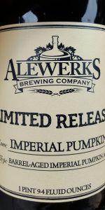 Bourbon-Barrel Aged Imperial Pumpkin Ale