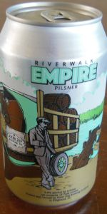 Riverwalk Empire Pilsner