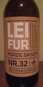 Leifur Nordic Saison Nr. 32