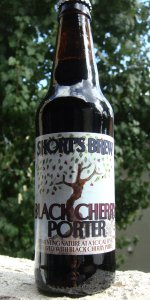 Short's Black Cherry Porter