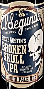Steve Austin's Broken Skull IPA