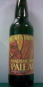 Short's Pandemonium Pale Ale