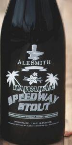 Speedway Stout - Hawaiian