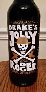 2015 Barrel Aged Jolly Rodger