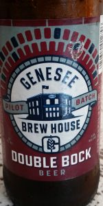Genesee Brew House Double Bock