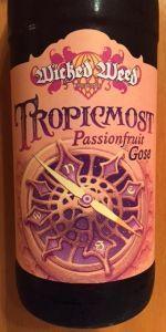 Tropicmost Passionfruit Gose