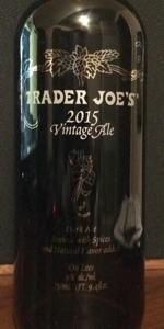 Trader Joe's 2015 Vintage Ale